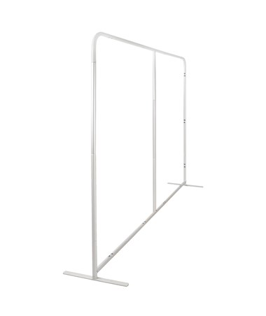 Safco Adapt 8 ft. Screen Graphic Configurable Space Divider - Frame 1965FR