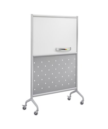 Safco Rumba Screen Eraser Tray (Shown with Rumba Whiteboard Screen)