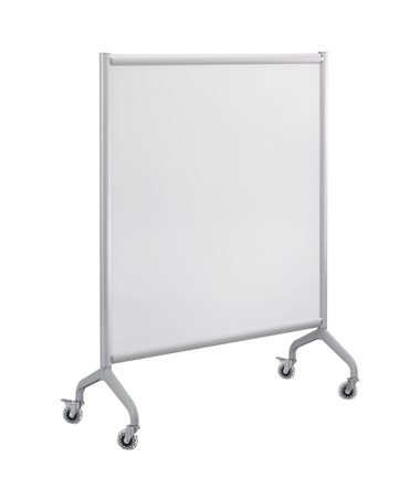"Safco 42""W x 54""D Rumba Screen Whiteboard 2015WBS"