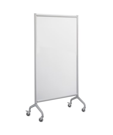 "Safco 36""W x 66""H Rumba Screen Whiteboard 2016WBS"