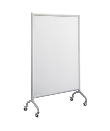 "Safco 42""W x 66""H Rumba Screen Whiteboard 2017WBS"