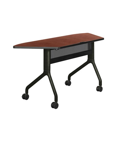 Safco Rumba Trapezoid Table