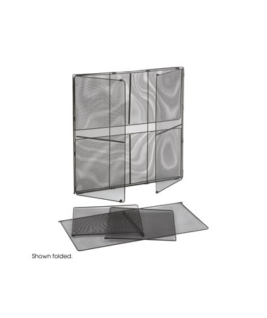 Safco Onyx™ Mesh Cubes (Folded)