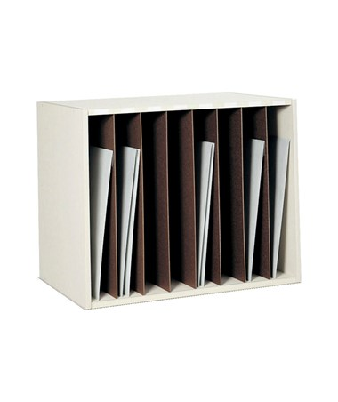Safco Vertical Storage Shelf 3030