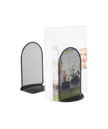 SAFCO Onyx™ Book Ends (6 Sets) Black SAF3273BL