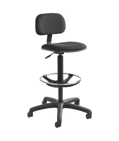 Safco Economy Extended-Height Drafting Chair