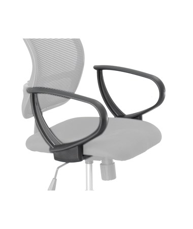 Loop Arms for Vue Mesh Extended-Height Chair (Set of 2)