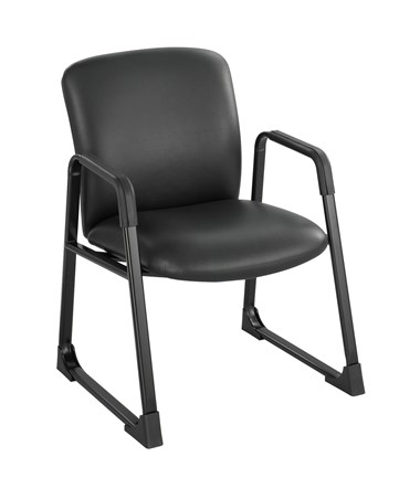 Safco Uber Big and Tall Guest Chair 3492BV
