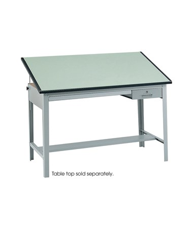 Base for Safco Precision Drafting Table 3962GR