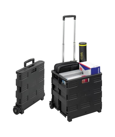 Safco STOW AWAY Crate 4054BL