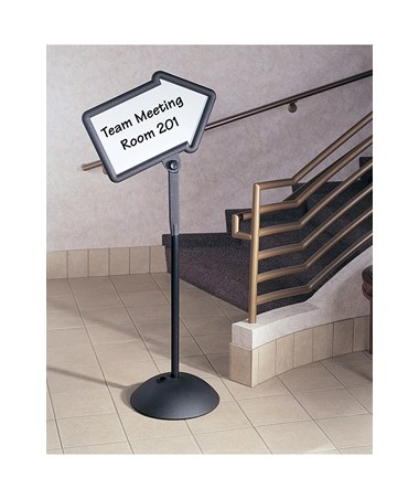 Safco Write Way Directional Sign 4173
