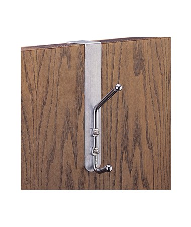 Safco Over-the-Door Steel Coat Hook 4166