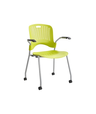 Safco Sassy Stack Chair - Grass