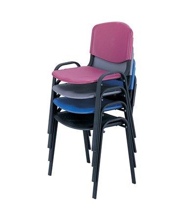 Safco Stack Chairs Stacked 4185