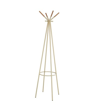 Safco Family Coat Rack Cream 4256CRM