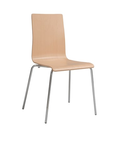 Safco Bosk Stack Chair (Qty. 2) SAF4298BH-