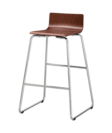 Safco Bosk Stool Cherry 4299CY