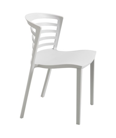Safco Entourage Stack Chair Gray 4359GR