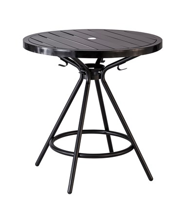Safco CoGo Steel Outdoor/Indoor Round Table SAF4361BL-