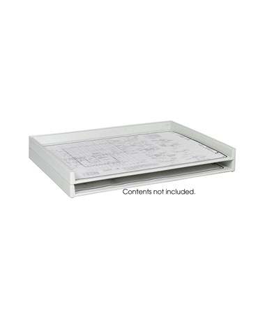 "Safco Giant Stack Tray For 30"" x 42"" Sheets (Qty. 2) SAF4899"