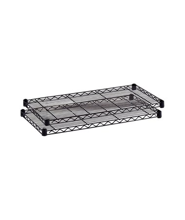Safco Commercial Extra Shelf Pack (Qty. 2) SAF5243BL-