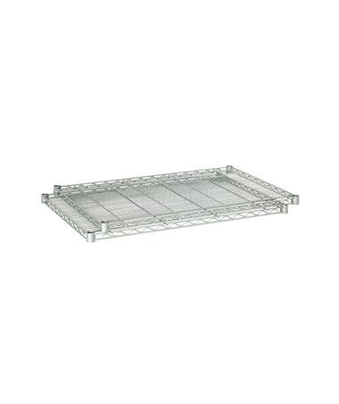 Safco Industrial Extra Shelf Metallic Gray