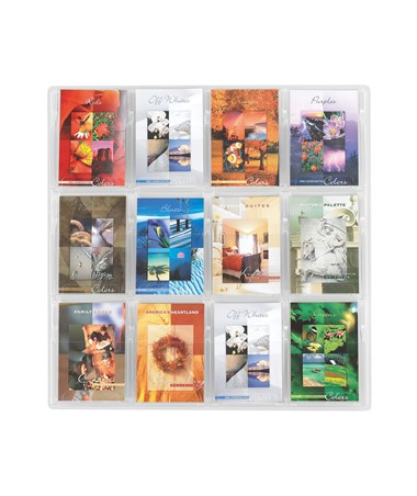 Safco Reveal 12 Booklet Display