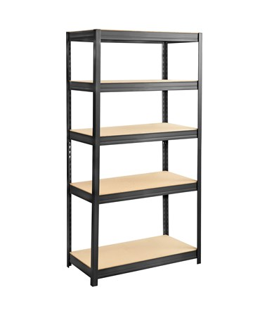 Safco Boltless Steel and Particleboard Shelving SAF6245BL-