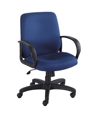 Safco Poise Executive Seating Blue 6301BU