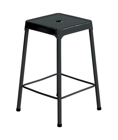 Safco High Steel Stool SAF6605BL-