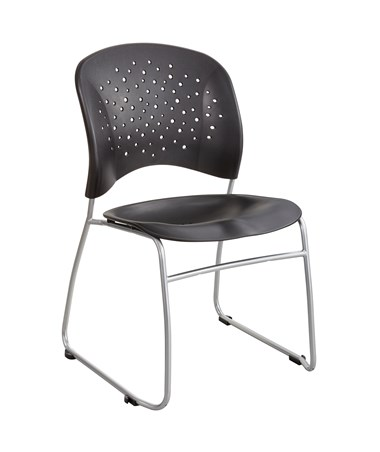 Safco Reve Round Back Guest Chair (Qty. 2)