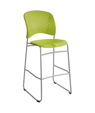 Safco Reve Bistro-Height Chair Grass 6806GS (Green 6806GN)