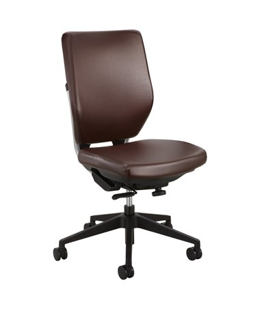 Safco Sol Task Chair Brown 7065BR
