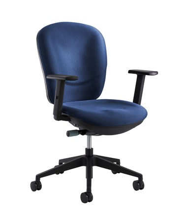 Safco Rae Ergonomic Task Chair Blue 7205BU