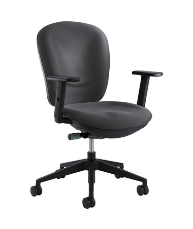 Safco Rae Ergonomic Task Chair Charcoal 7205CH