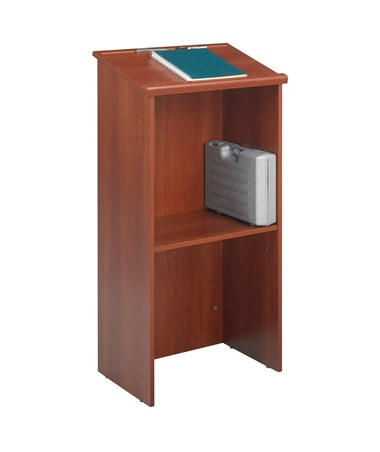 Safco Stand-Up Lectern Cherry 8915CY