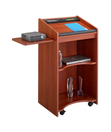 Safco Executive Mobile Lectern