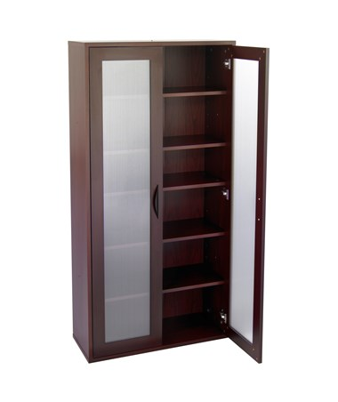 Safco Apres 2 Door Modular Storage Cabinet Tiger Supplies