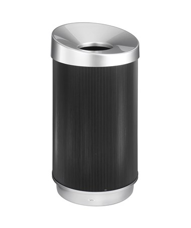 Safco At-Your-Disposal 38-Gallon Vertex Waste Receptacle