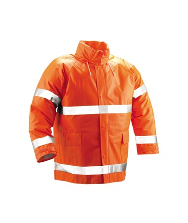 General Purpose Rain Suit Orange