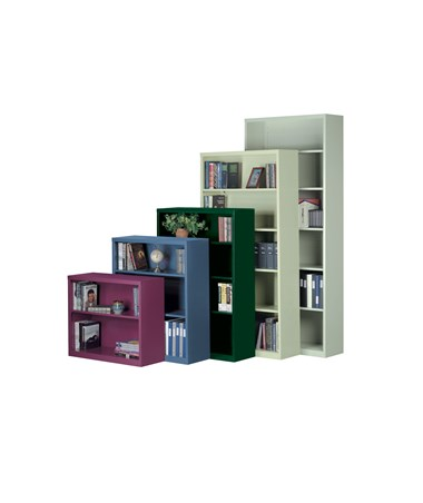 Sandusky Lee Elite Welded Bookcase