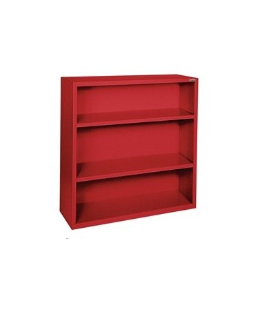 Two Shelves - Red