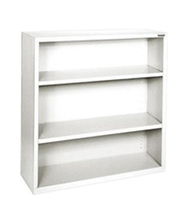 Two Shelves - White