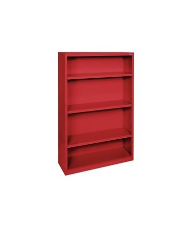 Three Shelves - Red