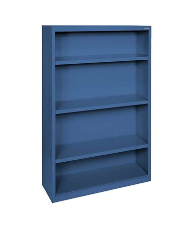 Three Shelves - Blue