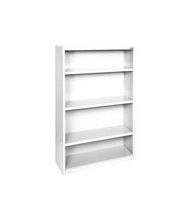 Three Shelves - White