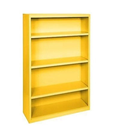 Three Shelves - Yellow