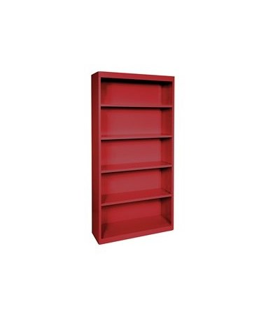 Four Shelves - Red