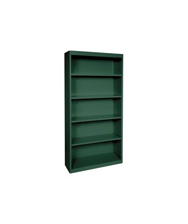 Four Shelves - Forest Green