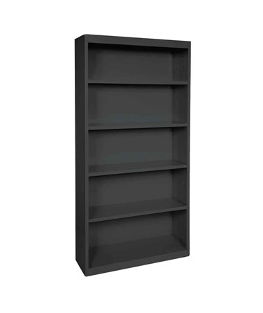 Four Shelves - Black